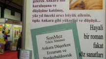 'AnkarAnkara Düşerken Erzurum ve Bardezbaldooruk Ailesi, Tekin Sönmez'den yeni bir roman…
